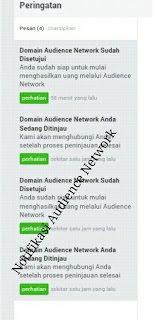 notifikasi audience network